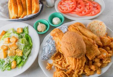 Fried Platters